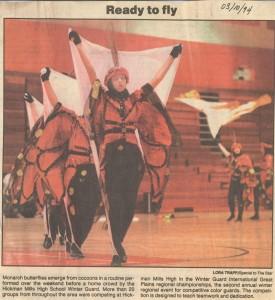 1994 Hickman Mills High