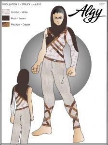Uniforms – Mid Continent Color Guard Association